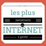 Checklist des 6 codes les plus importants sur internet