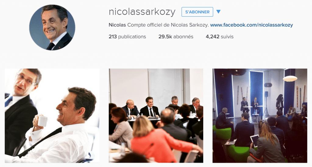 instagram-nicolas-sarkozy