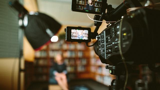 La vidéo fait partie intégrante de la stratégie de contenu d'un site internet