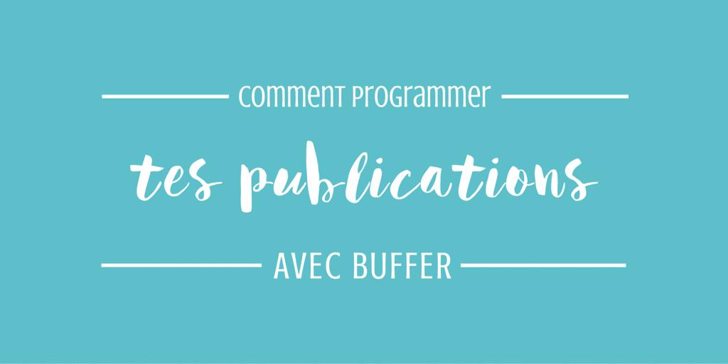 outils pour programmer publication facebook