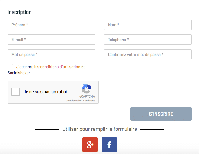 Concours Facebook tuto Socialshaker
