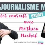 La vidéo mobile & live en vogue ? avec Mathieu Michal