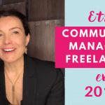 C'est quoi être community manager freelance en 2018 ?