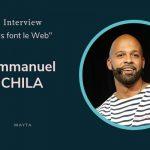 Comment être à l'aise face à la caméra comme Emmanuel Chila ?
