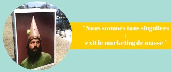 «Nous sommes tous singuliers : exit le marketing de masse» de Seth Godin [Lecture]