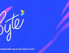 Vine devient Byte : la renaissance du réseau social !