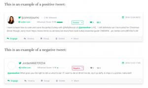 Suivi des sentiments Twitter grâce à Brand24