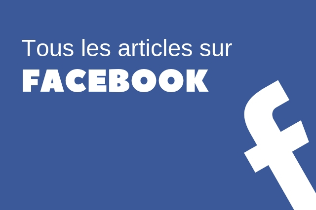 Articles sur Facebook