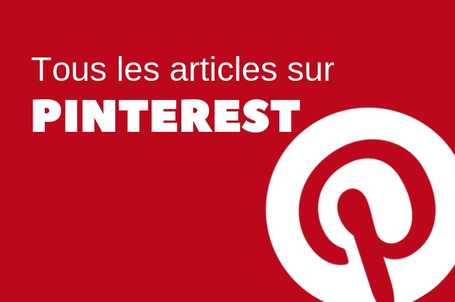 Articles sur Pinterest