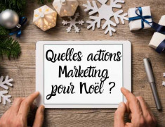 Les actions marketing pour les fêtes de Noël