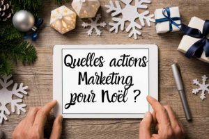 Actions marketing Noël