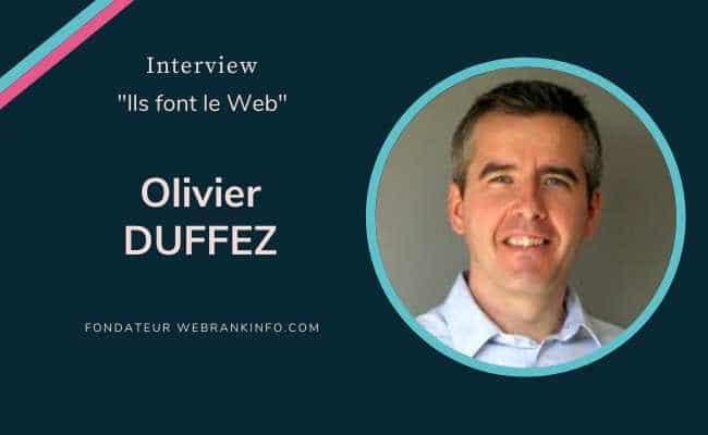 Référencement : les conseils SEO d'Olivier Duffez