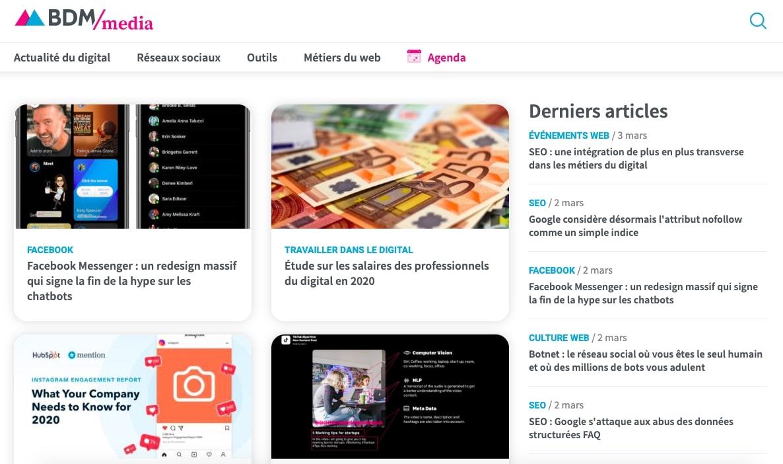 blog du modérateur la référence des blog sur le digital