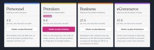 Prix_WordPress