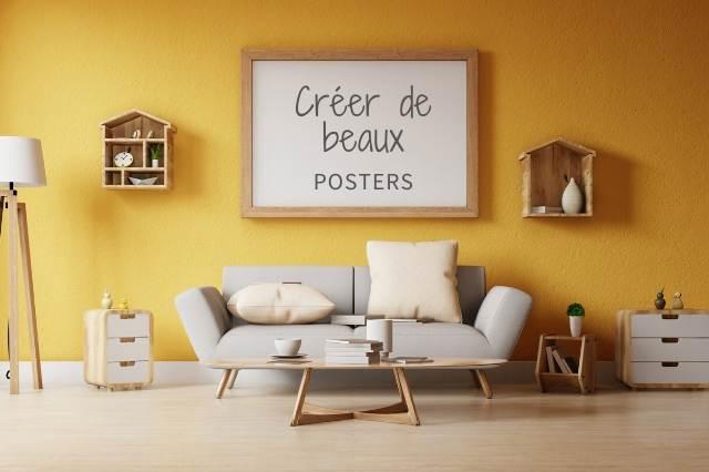 Comment créer des posters gratuitement ?