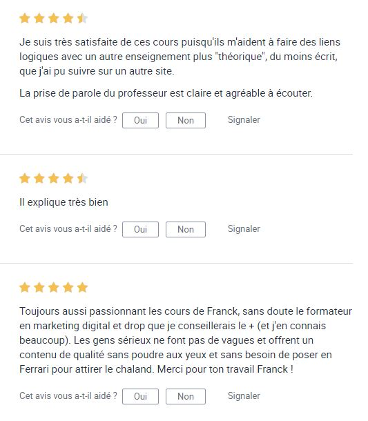 formation dropshipping booster les ventes