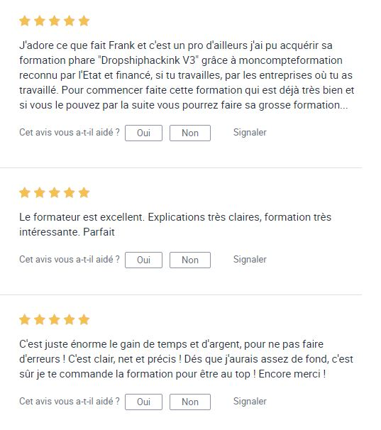 ecommerce formation dropshipping booster les ventes