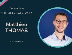Débuter en Marketing Digital, par Matthieu Thomas