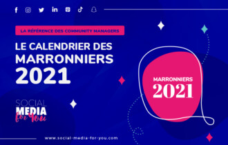 Le calendrier marketing 2021 | Les marronniers des Community Managers