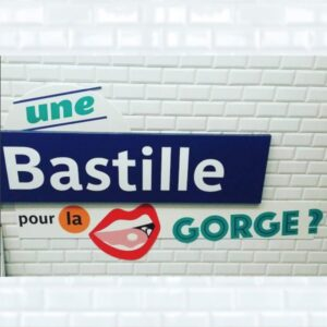 Campagne marketing RATP 1er avril