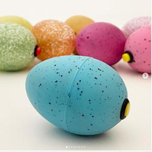 Oeufs de Pâques sonores